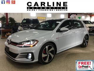 Used 2018 Volkswagen Golf GTI 5-door DSG for sale in Nobleton, ON