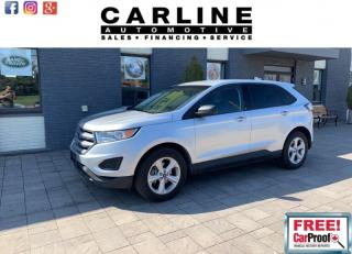 Used 2016 Ford Edge 4DR SE FWD for sale in Nobleton, ON