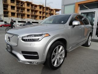 Used 2017 Volvo XC90 T6 AWD Inscription for sale in North Vancouver, BC