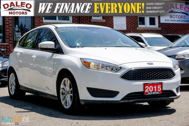 2015 Ford Focus SE | 65KMS | BACKUP CAM | BLUETOOTH