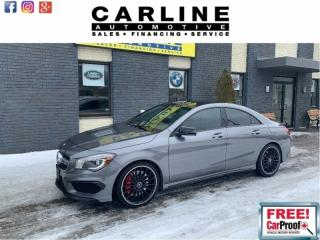 Used 2015 Mercedes-Benz CLA-Class 4dr Sdn CLA45 AMG 4MATIC for sale in Nobleton, ON