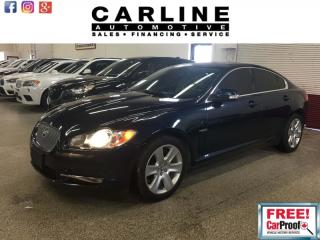 Used 2009 Jaguar XF 4dr Sdn Luxury for sale in Nobleton, ON