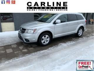 Used 2012 Dodge Journey FWD 4DR SXT for sale in Nobleton, ON