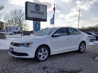 Used 2014 Volkswagen Jetta comfortline for sale in Cambridge, ON