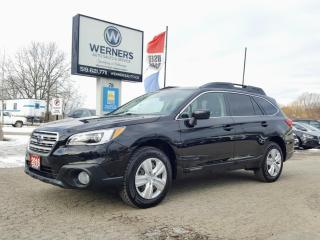 Used 2016 Subaru Outback 2.5i for sale in Cambridge, ON