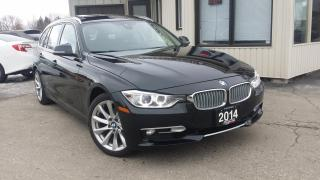 Used 2014 BMW 3 Series SportWagon 328xi for sale in Kitchener, ON