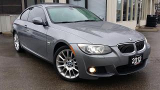 Used 2012 BMW 3 Series 328i xDrive Coupe for sale in Kitchener, ON