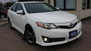 Used 2012 Toyota Camry SE for sale in Kitchener, ON