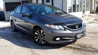 Used 2014 Honda Civic Touring for sale in Kitchener, ON