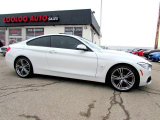 Used 2016 BMW 4 Series 428i xDrive SULEV COUPE HEADS DISPLAY NAVIGATION CAMERA CER for sale in Milton, ON