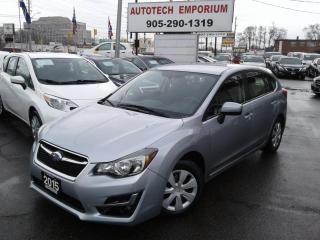 Used 2015 Subaru Impreza PZEV AWD Camera/All Power/Bluetooth&GPS* for sale in Mississauga, ON