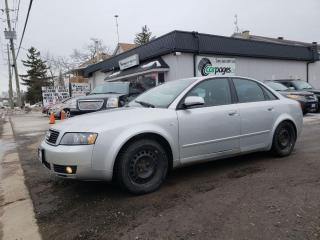 Used 2005 Audi A4 1.8t Quattro for sale in Bloomingdale, ON