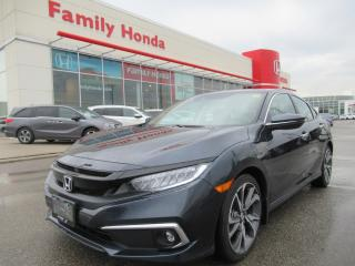 Used 2019 Honda Civic Touring, LIKE NEW!!!! for sale in Brampton, ON
