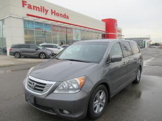 Used 2009 Honda Odyssey Touring for sale in Brampton, ON