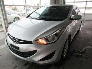 Used 2014 Hyundai Elantra GL, BLUETOOTH, HEATED SEATS! for sale in Brampton, ON