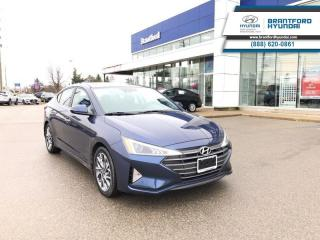 New 2019 Hyundai Elantra Ultimate Auto  - Sunroof - $155.15 B/W for sale in Brantford, ON