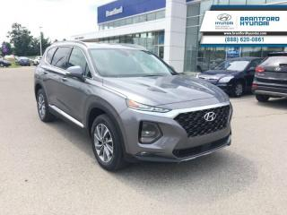 New 2019 Hyundai Santa Fe 2.0T Ultimate AWD  - Navigation - $261.21 B/W for sale in Brantford, ON