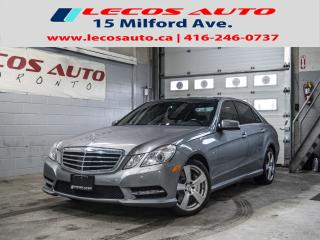Used 2012 Mercedes-Benz E-Class E 550 for sale in North York, ON