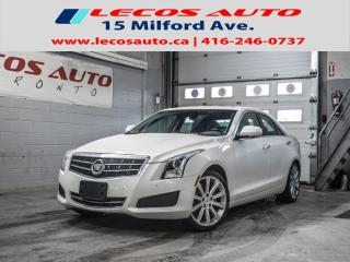 Used 2014 Cadillac ATS Luxury AWD for sale in North York, ON