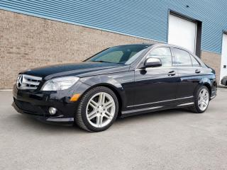 Used 2008 Mercedes-Benz C-Class C350 4MATIC for sale in St-Eustache, QC
