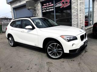 Used 2014 BMW X1 xDrive28i Sportline AWD Navigation for sale in Longueuil, QC