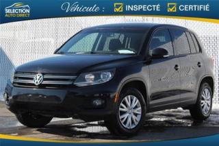 Used 2012 Volkswagen Tiguan 4DR 4MOTION for sale in Ste-Rose, QC