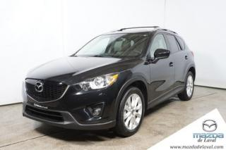 Used 2013 Mazda CX-5 GT AWD CUIR TOIT for sale in Laval, QC
