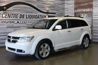 Used 2010 Dodge Journey R/t Awd+cuir+mags for sale in Laval, QC