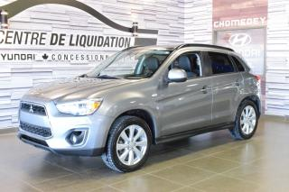 Used 2014 Mitsubishi RVR Gt+toit+mags+cuir+aw for sale in Laval, QC
