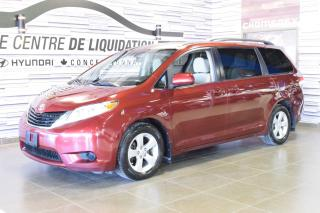 Used 2011 Toyota Sienna LE for sale in Laval, QC