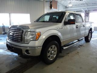 Used 2011 Ford F-150 XTR CREW V8 5L 4X4 BTE 6.5 PIEDS for sale in Vallée-Jonction, QC