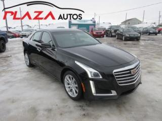 Used 2017 Cadillac CTS 2.0L Turbo for sale in Beauport, QC