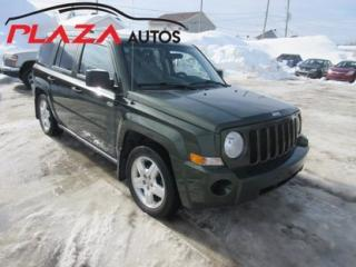 Used 2009 Jeep Patriot Sport/North for sale in Beauport, QC