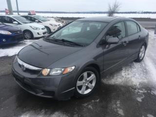 Used 2011 Honda Civic Se T.ouvrant Mag for sale in Carignan, QC