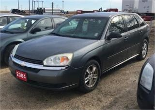 Used 2004 Chevrolet Malibu Maxx LS for sale in Brunkild, MB
