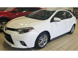 Used 2014 Toyota Corolla LE for sale in Terrebonne, QC