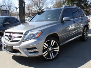 Used 2015 Mercedes-Benz GLK-Class GLK 250 BLUETEC~NAVI~BACK-UP CAM~76,000KMS !!! for sale in Burlington, ON