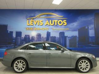 Used 2015 Audi A4 Quattro AWD for sale in Lévis, QC