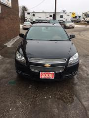 Used 2008 Chevrolet Malibu LTZ for sale in Kitchener, ON
