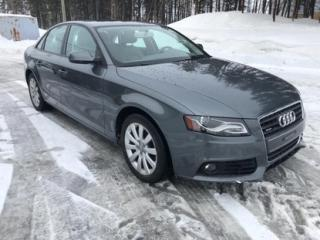 Used 2012 Audi A4 2,0T for sale in Mirabel, QC