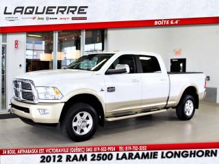 Used 2012 RAM 2500 Laramie Longhorn for sale in Victoriaville, QC