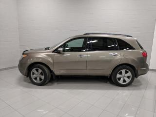 Used 2009 Acura MDX Groupe élite 4 portes à traction intégra for sale in Chicoutimi, QC