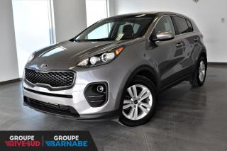 Used 2017 Kia Sportage LX SIEGE CHAUFFANT+ALLIAGE+COMME NEUF!!! for sale in St-Jean-Sur-Richelieu, QC
