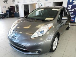 Used 2014 Nissan Leaf for sale in Sherbrooke, QC