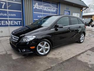 Used 2013 Mercedes-Benz B-Class B 250 + Cuir + Toit for sale in Boisbriand, QC