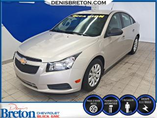 Used 2011 Chevrolet Cruze for sale in St-Eustache, QC