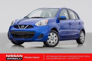 Used 2015 Nissan Micra SV for sale in Montréal, QC