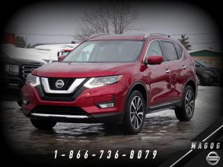 Used 2018 Nissan Rogue SL PLATINUM RESERVE + BOSE + CAMÉRA 360 for sale in Magog, QC