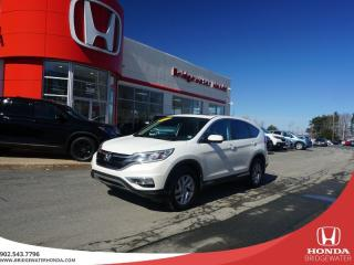 Used 2015 Honda CR-V EX-L - LEATHER - Sunroof - GREAT PRICE for sale in Bridgewater, NS
