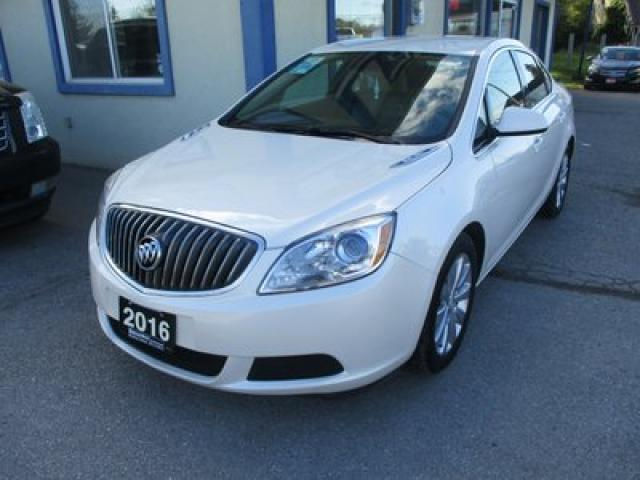 2016 Buick Verano POWER EQUIPPED CX MODEL 5 PASSENGER 2.4L - ECO-TEC.. TOUCH SCREEN.. BACK-UP CAMERA.. CD/AUX/USB INPUT.. BLUETOOTH SYSTEM..